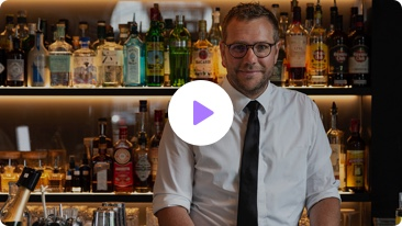 Check how Dirk Hany, award-winning bartender in Zurique, uses TWISPER to grow his business.